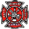 Woodside Fire Protection District logo