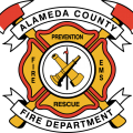 Alameda County Fire Department logo