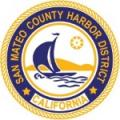 San Mateo County Harbor District logo